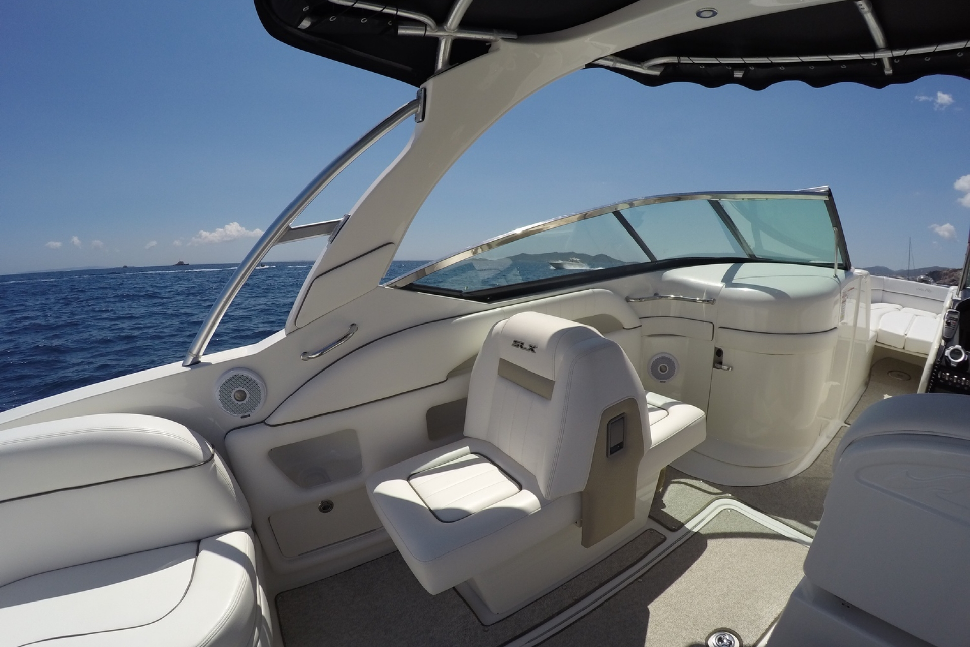Lancha Sea Ray 300 SLX en Ibiza