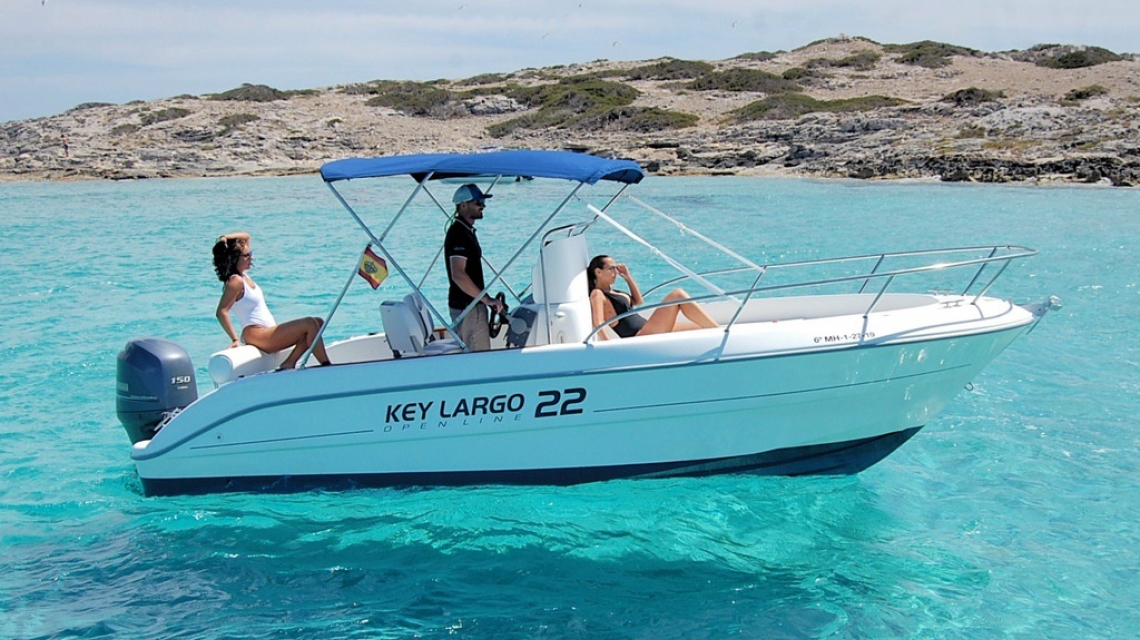 Black White - Key Largo 22