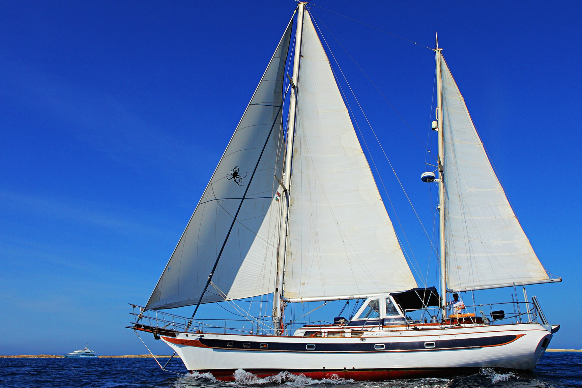 - Ketch CT56