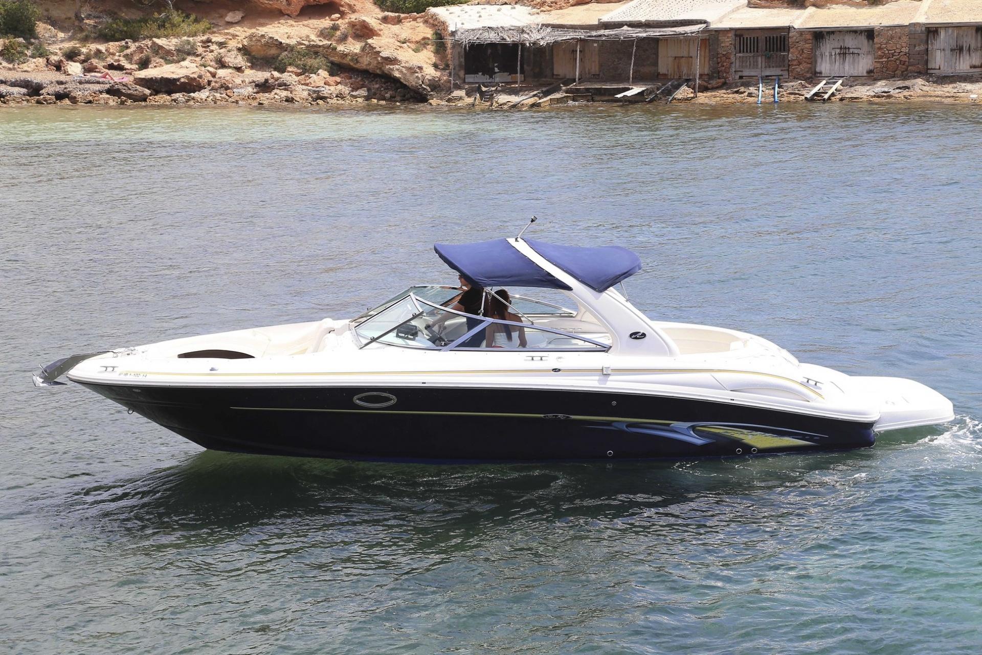Summer Lucky - 295 Bow Rider